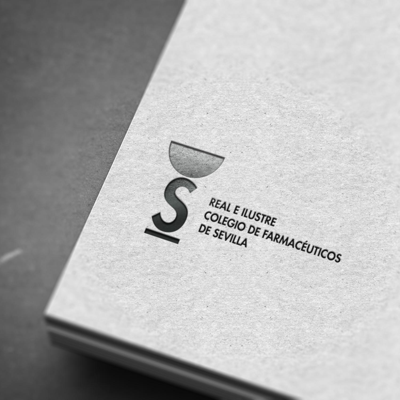 branding_marca_colegio_farmaceuticos_sevilla_textura_design