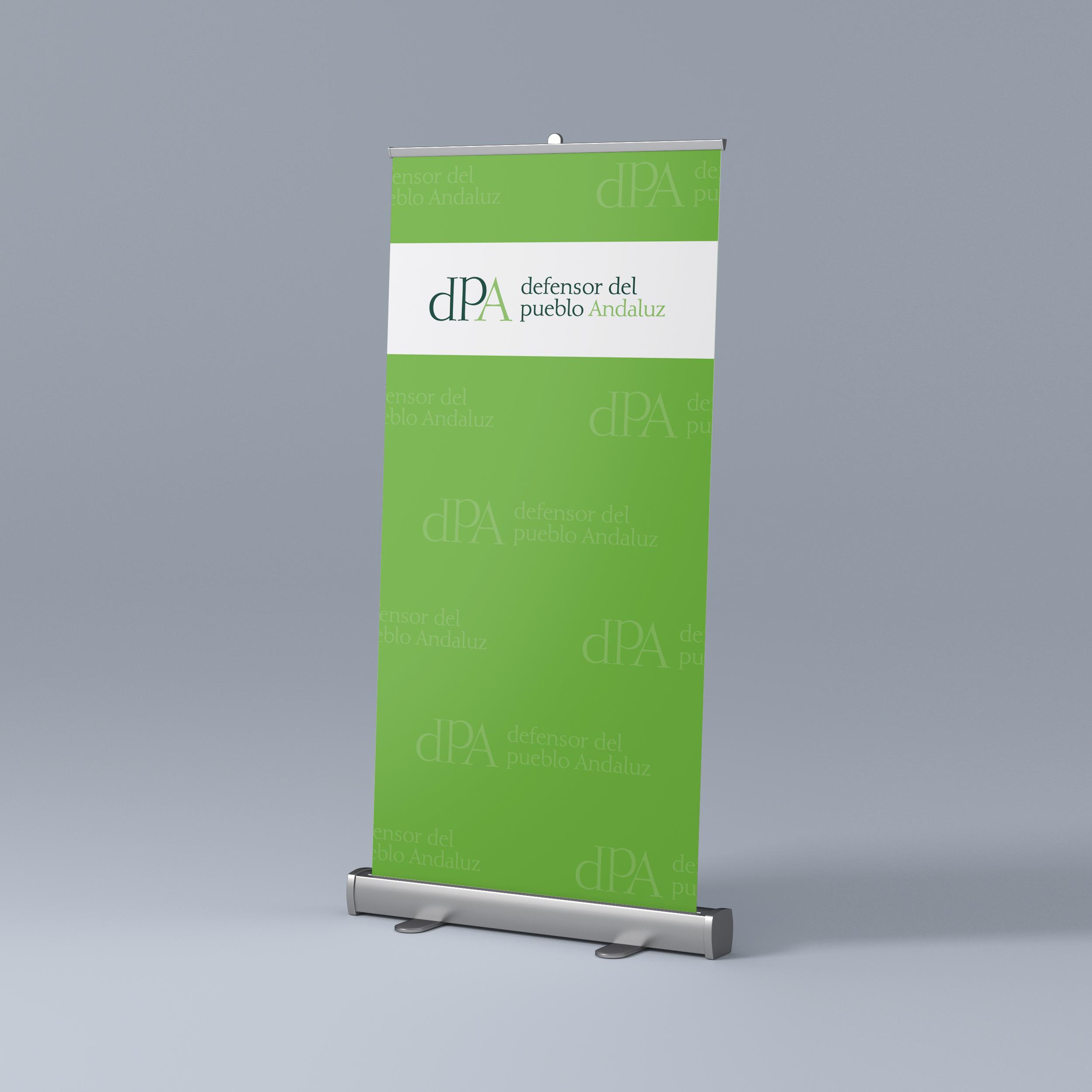expositor_branding_defensor_del_pueblo_andaluz_textura_design