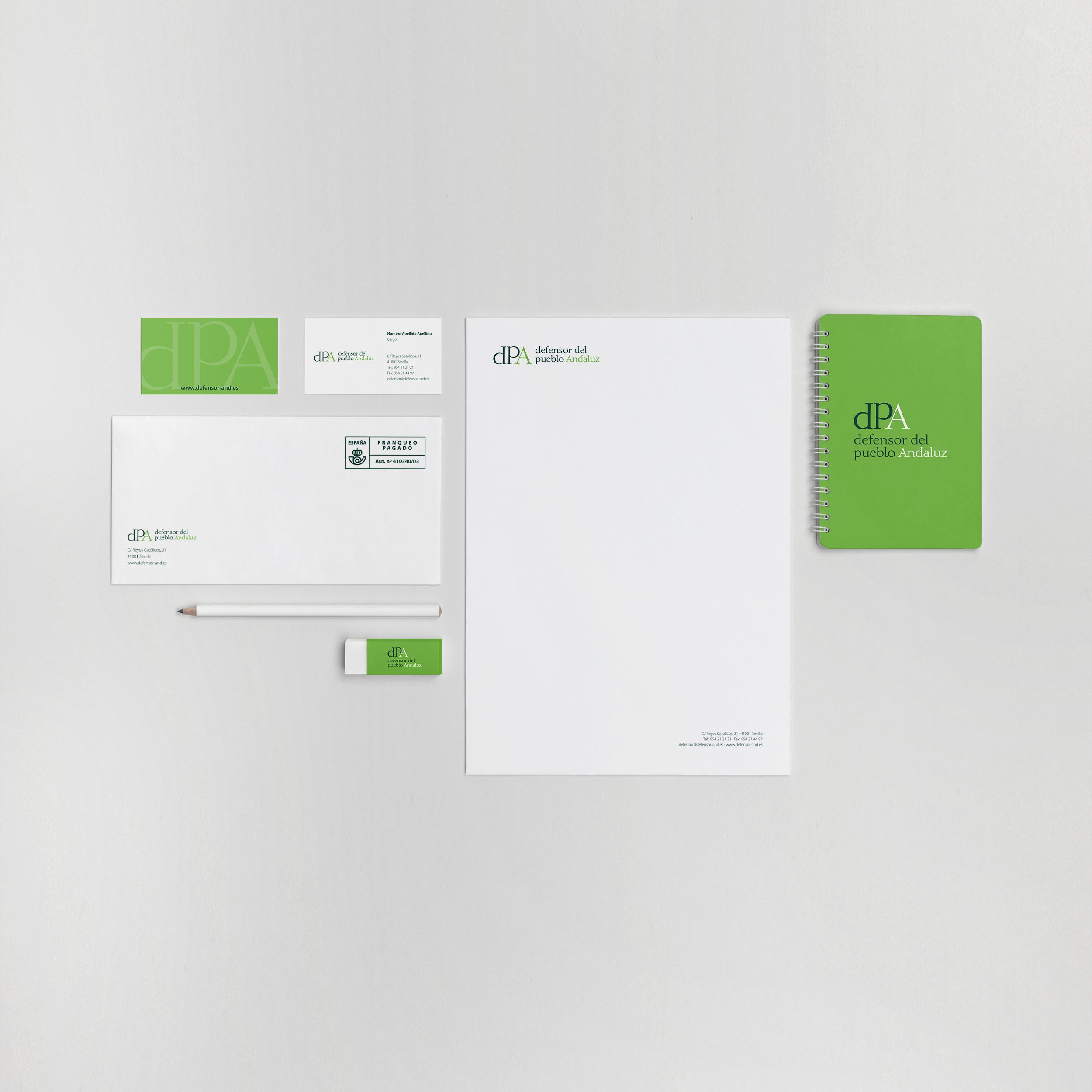 papeleria_branding_defensor_del_pueblo_andaluz_textura_design